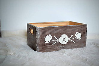 Nábytok - Box malý LILLIAN COCO - 9123262_