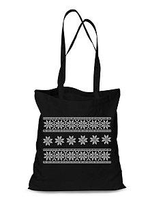 Nákupné tašky - Plátená Ekologická nákupná taška 018 (Červená) - 9122822_