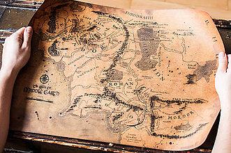 Obrázky - Mapa - J.R.R. Tolkien's Middle-earth - 9121726_