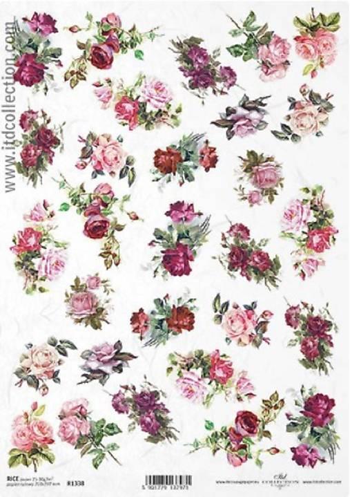 Ryžový papier ITD 1338