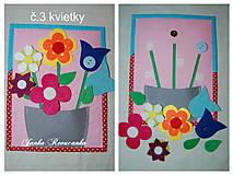 Hračky - Kvietky - 9123542_