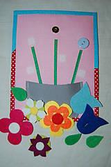 Hračky - Kvietky - 9123545_