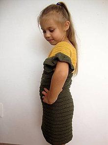 Detské oblečenie - Šaty OLIVIA - 9125658_