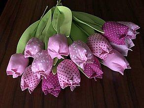 Dekorácie - Tulipány voľné - 9127978_