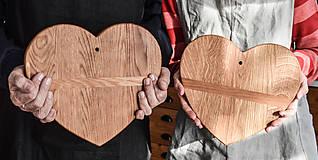 Pomôcky - M srdce - 9128765_