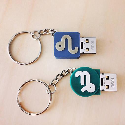 Drobnosti - USB kľúč so znamením  - 9128957_