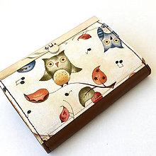 Peňaženky - Shine - rámečková peněženka - 9127776_