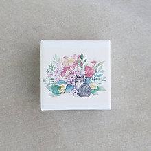 Obalový materiál - Krabička na šperk (rôzne druhy) – darček k nákupu :) (Mačka) - 9127555_