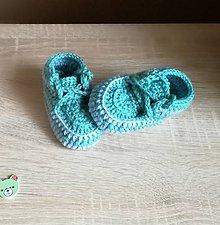Topánočky - Papučky - 9126107_