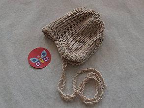 Detské čiapky - Detská čiapka - 9124888_