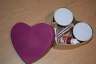 Potraviny - Valentínské chilli srdce - 9127508_