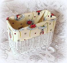 Košíky - Košík na plienky - 9128156_
