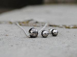 Sady šperkov - Líneas de la noche súprava - 9129560_