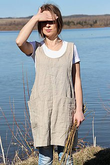 Iné oblečenie - Japonská zástera - 9132844_