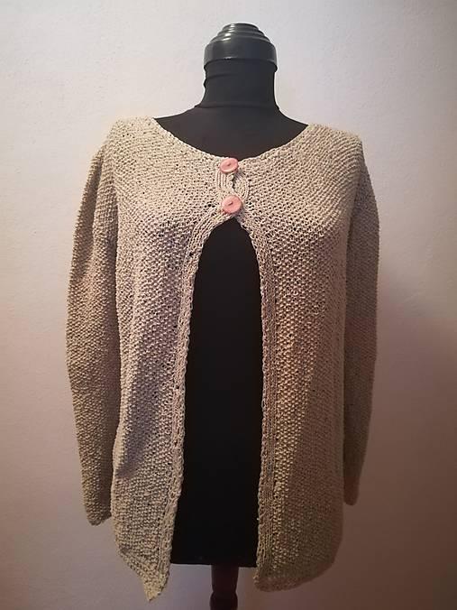 e759185c54c5 Dámsky pletený sveter   annate - SAShE.sk - Handmade Svetre Pulóvre