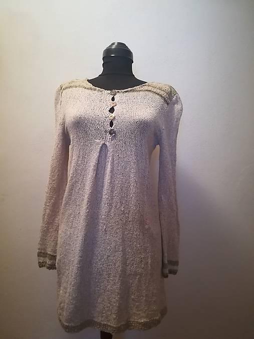 f55ec9f063bd Dievčenské pletené tričko   annate - SAShE.sk - Handmade Tričká