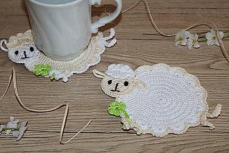 Úžitkový textil - Ovečka Dolly - 9130112_