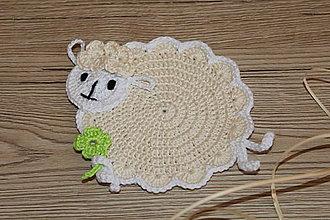 Úžitkový textil - Ovečka Molly - 9130218_