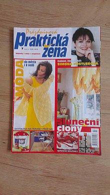 Návody a literatúra - Časopis. Praktická žena plný nápadov. - 9129909_