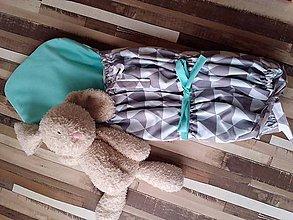 Textil - Perinka na zaväzovanie OBOJSTRANNÁ - 9133914_