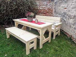 Nábytok - Záhradné sedenie - 9132837_