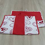 Úžitkový textil - Pomocníci v kuchyni - utierky 40x60 - 9129957_