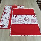Úžitkový textil - Pomocníci v kuchyni - utierky 40x60 - 9129973_