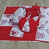 Úžitkový textil - Pomocníci v kuchyni - utierky 40x60 - 9129986_