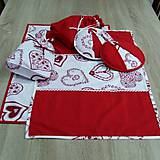 Úžitkový textil - Pomocníci v kuchyni - utierky 40x60 - 9130107_