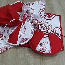 Úžitkový textil - Pomocníci v kuchyni - chňapky ø 18 - 9130118_