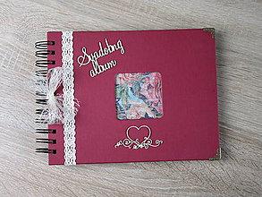 Papiernictvo - Svadobný album - 9130663_
