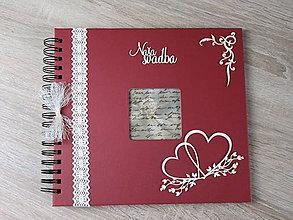 Papiernictvo - Svadobný fotoalbum 100 - 9131001_
