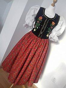Šaty - Kroj - 9132349_