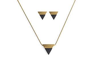 Sady šperkov - Vespa set Earrings & Necklace - 9137787_