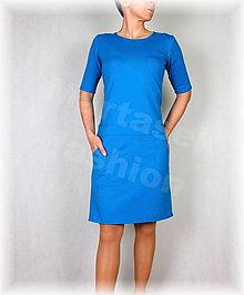 Šaty - Šaty volnočasové vz.394 (více barev) (Biela) - 9137508_