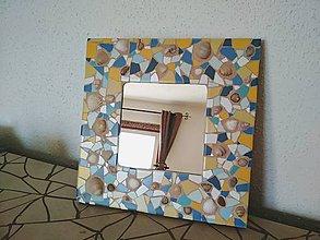 Zrkadlá - Mozaikové zrkadlo
