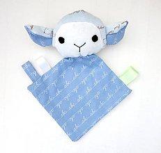 Hračky - Mojkáčik ovečka - Ovečka Intelektuálka - 9138136_