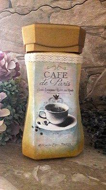 Iné doplnky - Na kávičku, na bylinky , na sypaný čajík..... - 9136850_