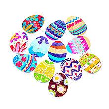 Galantéria - Veľkonočné vajíčko - 9138725_