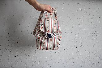 Detské tašky - Detský ruksak - Námorník - 9135528_