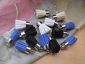 Polotovary - Mini strapčeky - pár - 9138175_