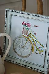 Obrázky - Little Old Bike II. - predaný - 9135022_