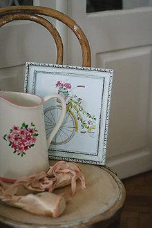 Obrázky - Little Old Bike II. - predaný - 9135019_