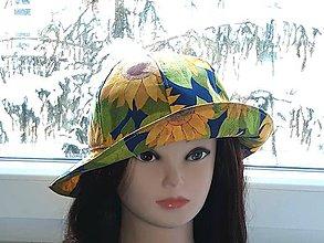 Čiapky - Dievčenský klobúčik - 9136238_