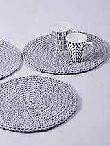 Úžitkový textil - Prestieranie alebo podsedák - 9136622_