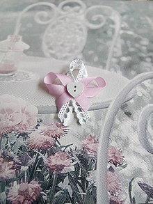 Pierka - Pierka malé ružové - 9139476_
