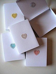 Krabičky - krabička na foto s magnetickým uzatváraním - 9141092_