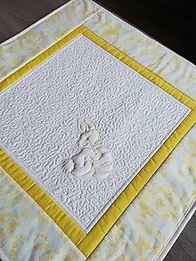 Úžitkový textil - Veľkonočný obrus - 9140850_