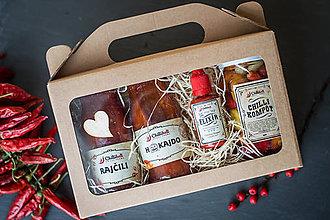 Potraviny - Valentínsky kufrík plný vášne - 9142206_