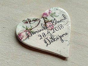 Darčeky pre svadobčanov - darček pre svadobných hostí - 9143691_